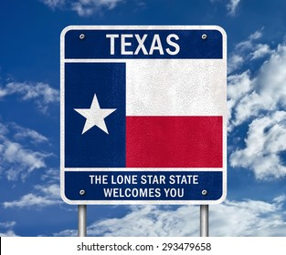 Texas - the lone star state welcomes you