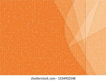 textura fondo grunge tecnologico naranja ilustracion