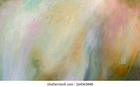 Texture, background and Colorful Image of an original Abstract Painting composition,oil on Canvas