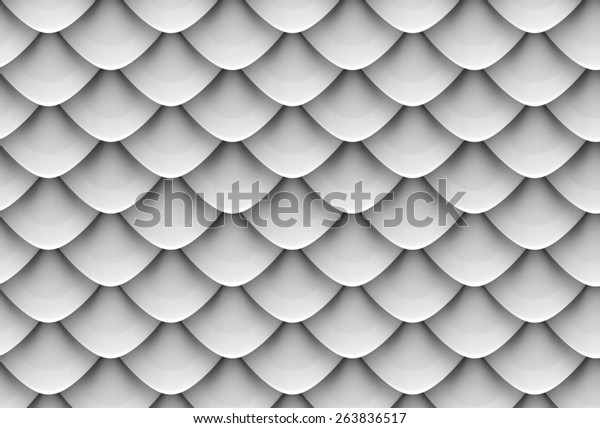 Texture Bump Map Scales 3d Images Stock Illustration 263836517