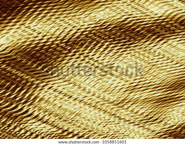 Texture Gold Abstract Wallpaper Illustration Design Stock