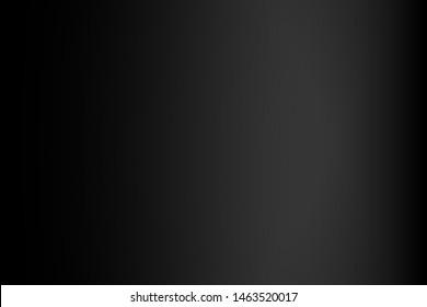 Texture of light black gradient background