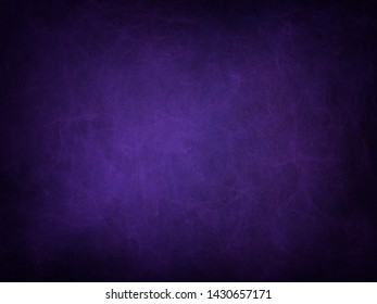 Texture of old violet paper background, closeup