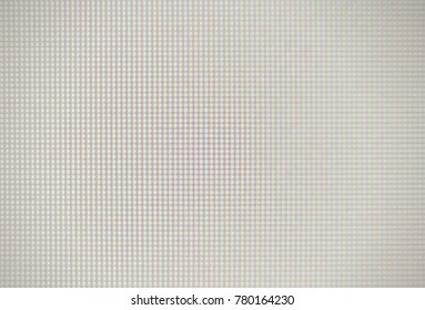 A texture to overlay to your still photo or footage to simulate an lcd pc screen shot or video. Big macro pixels.