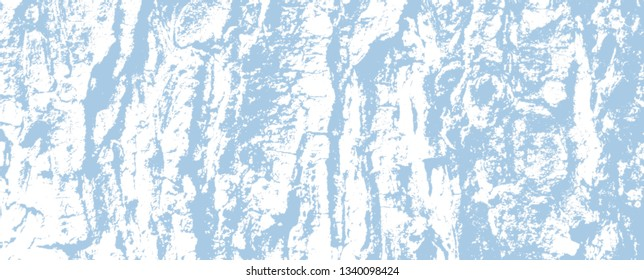 Textures of embossed light blue wooden