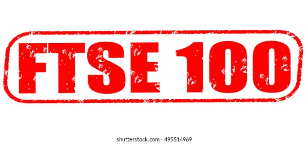 tfse 100 red stamp on white background.