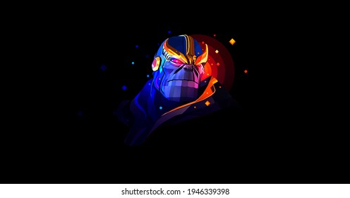 Thanos wallpaper for PC or smartphones