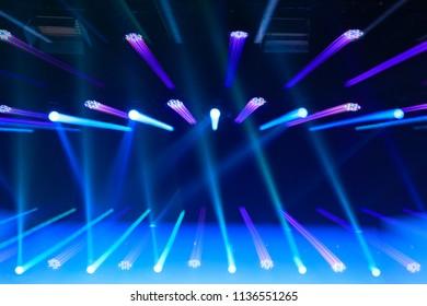 Theater lighting effect