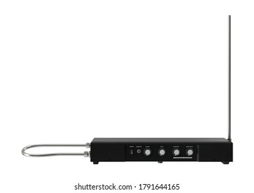 Theremin 3D illustration on white background