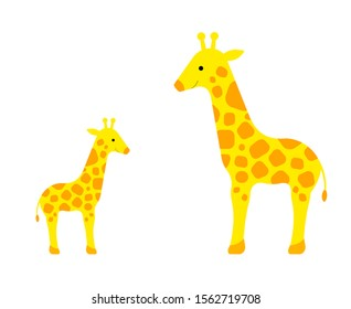 These are good friends of giraffes.