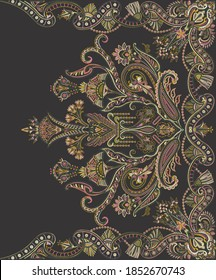 This is Mughal Flower from the category Wild Life in our Paintings collection.