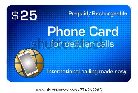 this is a prepaid cellular phone card a retail item for service paid in advance - Prepaid Cell Phone Cards