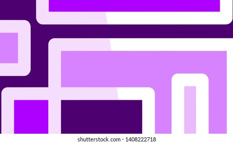 Those purples has different toned colors. From Light purple to darkest purle. With lines there has two colors different.