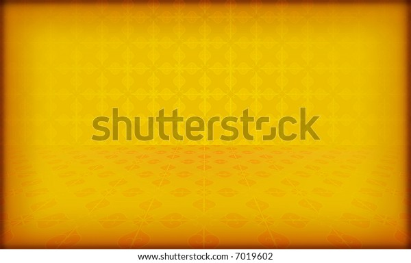 Three dimensional background