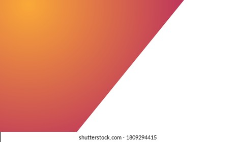thumbnail background template download without no text orange and white HD gaming and education thumbnails design paper texture illustration abstract cover advertisement banner poster