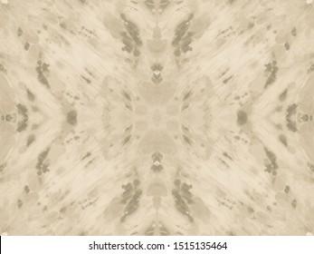 Tie Dye Colorful. Vanilla Tribal Printed. Tie Dye Drawing. Taupe Batik Ikat Design. Ivory Boho Rug. Seamless Geo Ethnic Art. Shibori Print. Soft Grey Texture. Natural Linen Decoration.