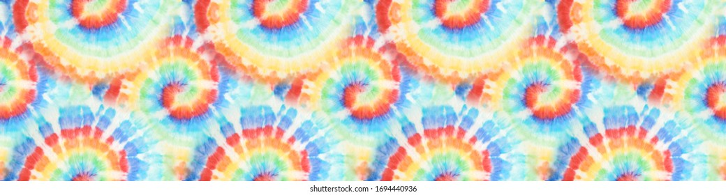 Tie Dye Design. Beautiful Watercolor Dirty Art. Colorful Tie Dye Design. Bright Colors Dyed Effect. Trendy Hand Drawn Illustration. Grunge Fashion Tie Dye. Artistic Wallpaper.