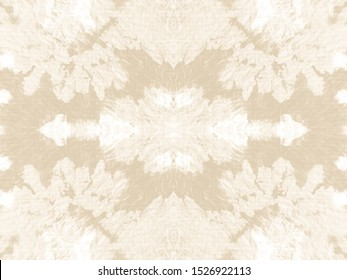 Tie & Dye Print. Cream Hippie Style. Bleached Tie Dye. Taupe Seamless Geo Optical Tile. Japanese Ikat. Ivory Background. Shibori Print. Frost Gray Texture. Soybean Wallpaper.