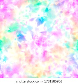 TieDye print - fashion seamless background
