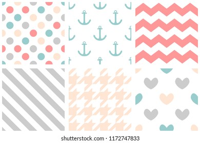 Tile pattern set