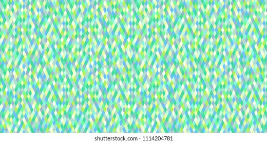 Tiled background with trapeziums. Geometric pattern. Mosaic wallpaper. Seamless bright texture. Print for banners, posters, flyers and textiles. Greeting cards. Doodle for design