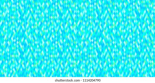 Tiled background with trapeziums. Geometric pattern. Abstract sea wallpaper. Seamless bright texture. Print for banners, posters, flyers and textiles. Greeting cards. Doodle for design