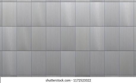 Tiled Metal Background (3d illustration)