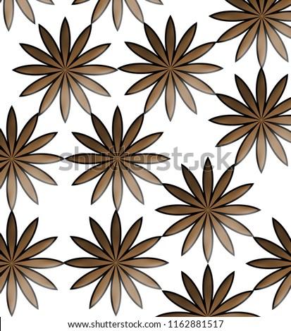 Tiles New Design Floor Tiles Design Stock Illustration 1162881517