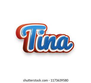 Tina. Popular nick names, around the world.