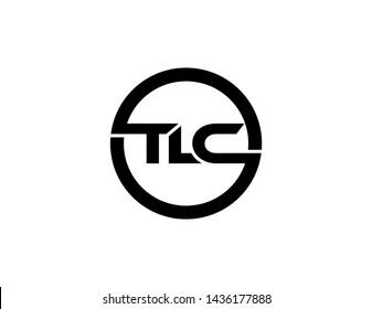 tlc original monogram logo design
