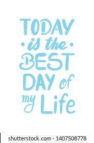 Happiest Day of My Life Clip Art