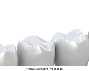 Tooth row