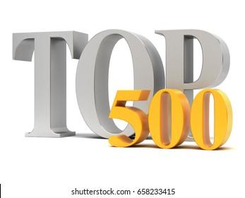 Top 500 3d illustration