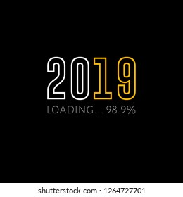 towards the new year 2019