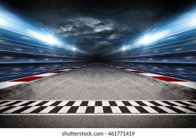 Track arena 3d