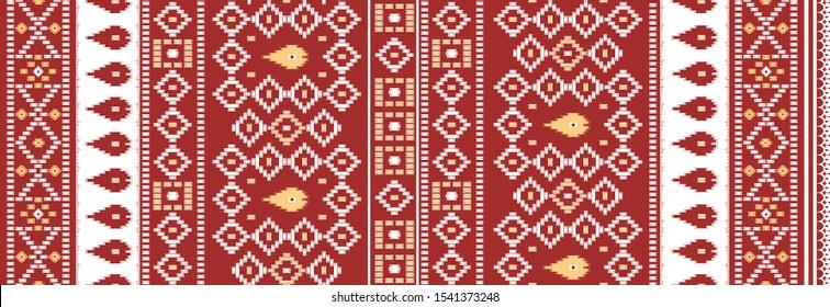 traditional indian patola sari border  design