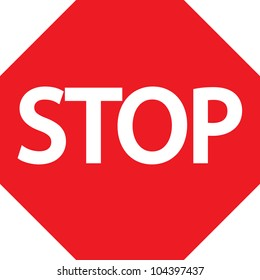 Traffic sign without stopping the movement of prohibited