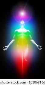 Transformation into light