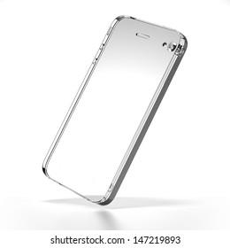 transparent mobile