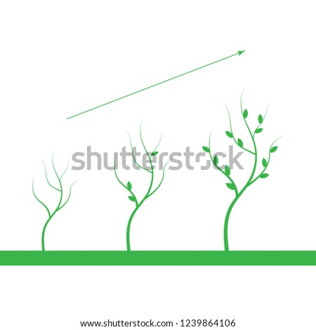 tree growth diagram index listing of wiring diagramstree growth diagram growth plant icon stock illustration 1239864106tree growth diagram growth plant icon