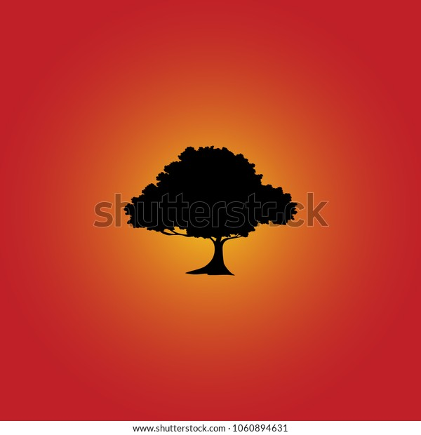 tree icon. tree sign