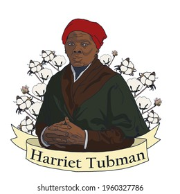 TRIBUTE TO HARRIET TUBMAN. MARYLAND 1987 UNITED STATED
