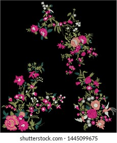 Embroidery Designs Images, Stock Photos & Vectors | Shutterstock