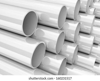 Tubes PVC pipes