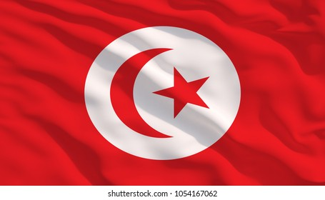 Tunisia flag official