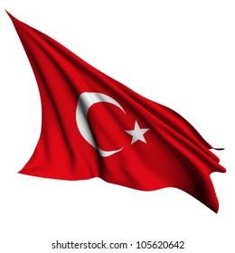 Turkey flag - collection no_4