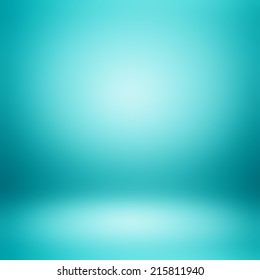 Turquoise blue abstract background
