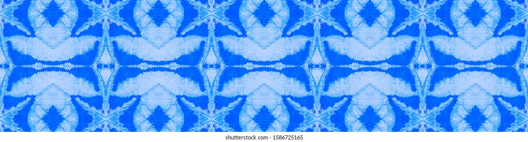Turquoise Mosaic. Vintage Tile Frames. Indigo Ethnic Art. Blue Watercolor. Majolica Tiles. Snow Transparent Effect. Winter Santorini Texture. Ethnic Maya.