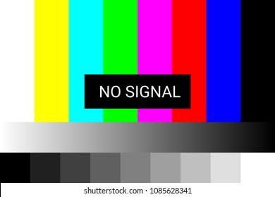 tv no signal. rgb static screen. 4k, full hd resolutions.