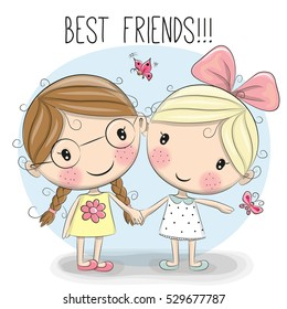29+ Best Friends Cartoon Images Hd Wallpapers